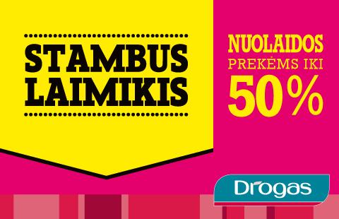 STAMBUS LAIMIKIS
