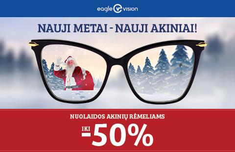 Nauji metai – nauji akiniai!