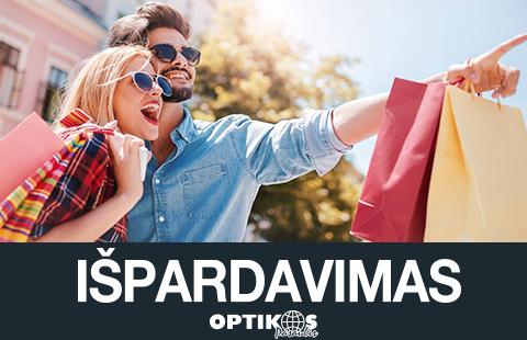 Nuolaidos saulės akiniams net iki -75%*