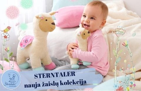 Nauja žaislų kolekcija