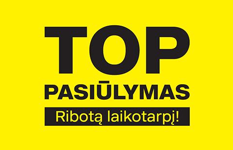 DEICHMANN TOP Pasiūlymas